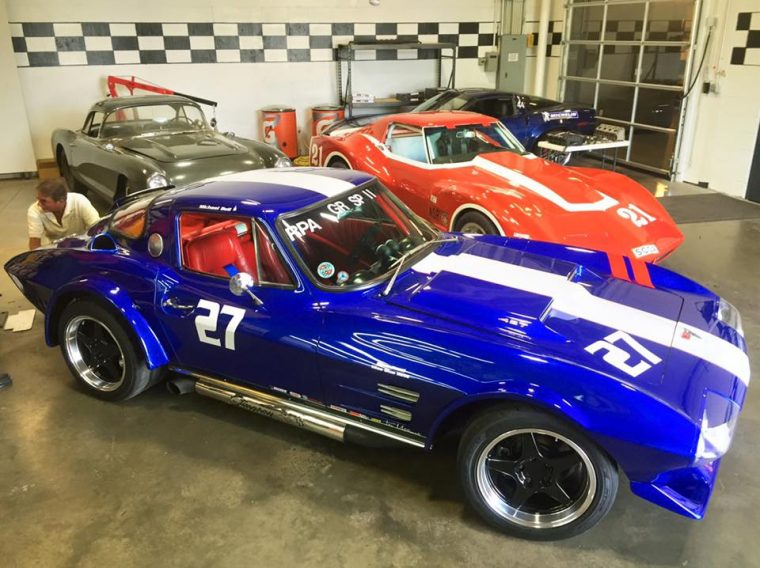 National Corvette Museum >> National Corvette Museum Adds Two Gorgeous 60s Race Cars To